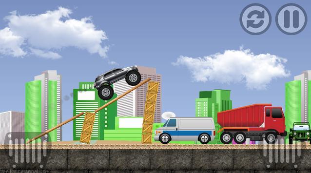 Monster Cars 10 apk screenshot
