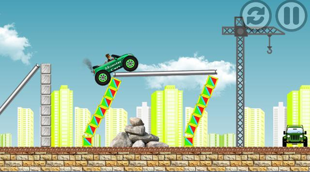 Monster Cars 4 apk screenshot