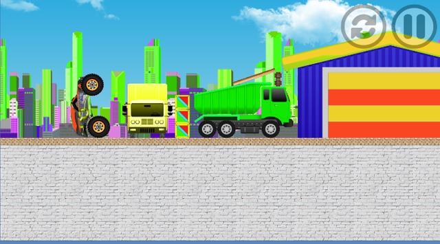 Monster Cars 5 apk screenshot