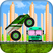 Monster Cars 6 icon