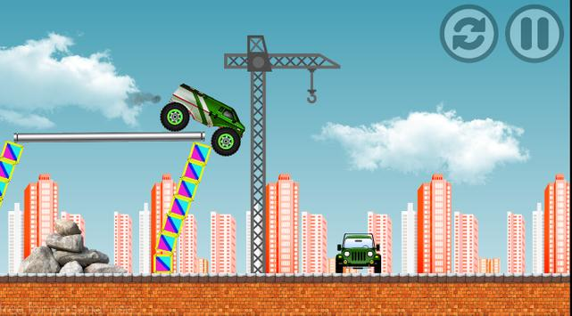 Monster Cars 6 apk screenshot