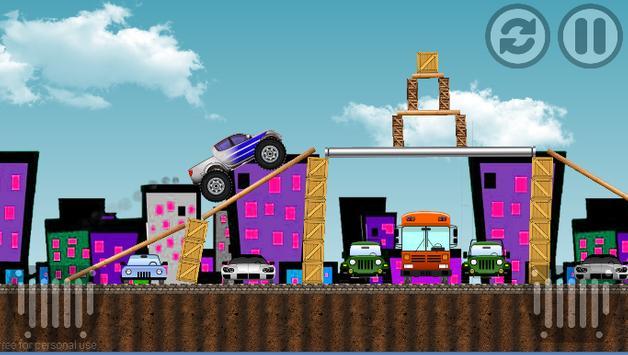 Monster Cars 8 poster