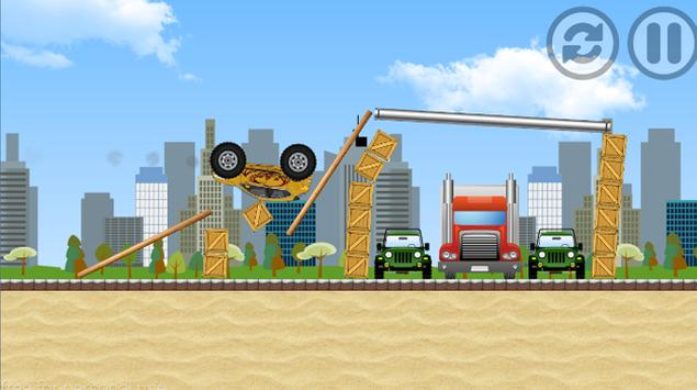 Monster Racing Telolet apk screenshot