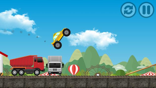 Monster Taxi apk screenshot