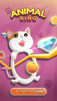 Animal Ring: Circle Jump Plakat