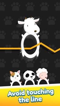 Animal Ring: Circle Jump Screenshot 1