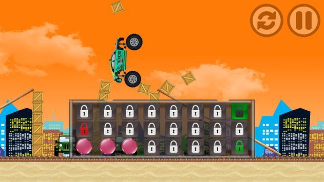 Police Monster Racing apk screenshot