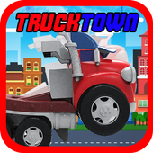 Adventure Truck Town Monster icon