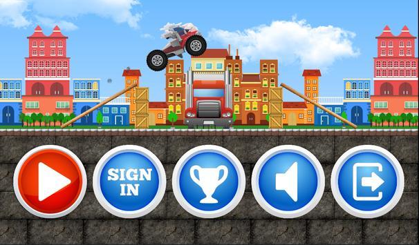 Adventure Truck Town Monster poster