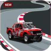 Monster Truck Boy Racer - kids icon