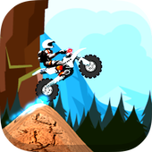 Monster Bike Games icon