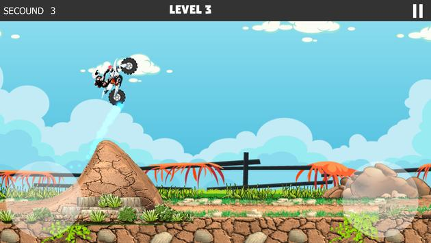Monster Bike Games apk screenshot