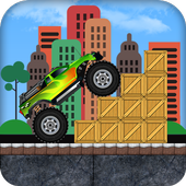 Monster Truck Race Car icon