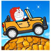 Doraemon Monster Car Racing - Mountain climb icon