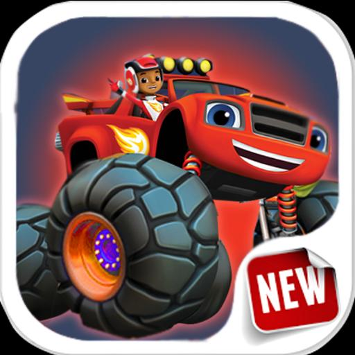 Blaze Truck Monster Machines Free Games For Android Apk Download