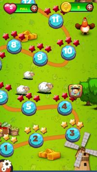 Bubble Zombie Shooter Classic screenshot 1