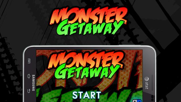 Monster Getaway apk screenshot