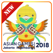 Asian Games 2018 Songs ícone