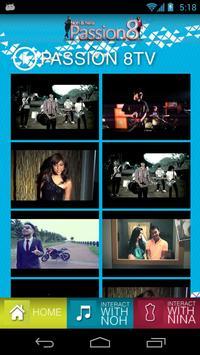 Noh & Nina Passion8 screenshot 2
