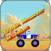 Truck Monster Machine icon