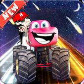 Monster Mr Bean Truck icon