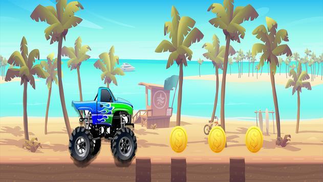 Monster Mr Bean Truck apk screenshot
