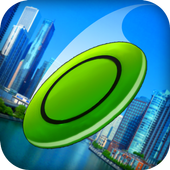 UFO Frisbee — Flying Saucer 3D icon