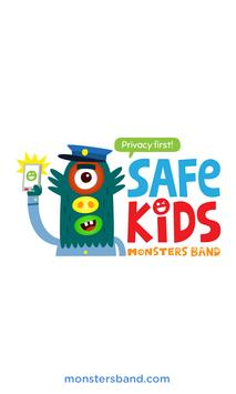 Safe Kids Plakat