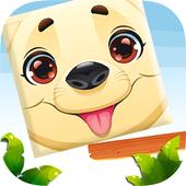 Puppy Paw Dog Cube Control icon