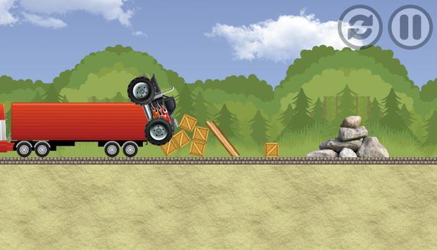 Monster Trucks Race apk screenshot
