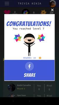 Trivia Ninja - quiz challenge screenshot 3
