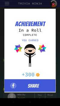 Trivia Ninja - quiz challenge screenshot 11