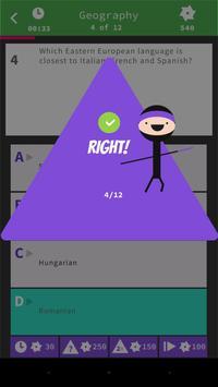 Trivia Ninja - quiz challenge screenshot 17