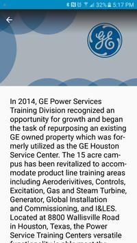 GE P S Training apk screenshot