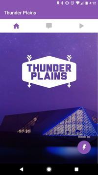 Thunder Plains poster