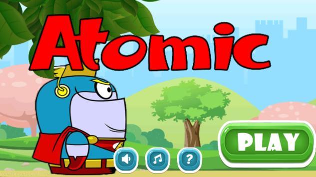 Atomik Adventures poster