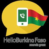 Call Burkina Faso, Let's call icon