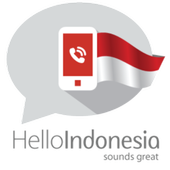 Call Indonesia, Let's call icon