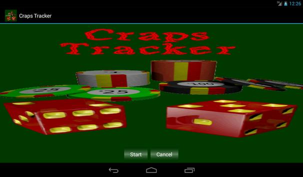 Craps Tracker screenshot 8