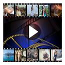 دمج الصور مع الأغاني لصنع فيديو بدون أنترنت APK