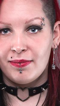 Piercing Salon Photo Camera screenshot 7