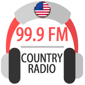 99.9 Country Radio Washington Radio Stations Apps icon