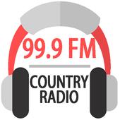 99.9 Country Radio Minnesota Radio Stations Music icon