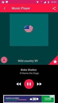 99.9 Country Radio Minnesota Radio Stations Music screenshot 2