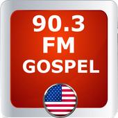 90.3 Gospel Radio Station Free 90.3 Radio Stations icon