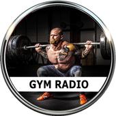 Gym Radio Workout Music App Gym Workout Music Free icon