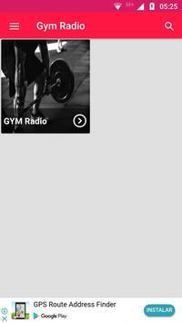 Gym Radio Workout Music App Gym Workout Music Free screenshot 2