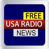 News Radio Apps For Free Usa News Radio Online App icon