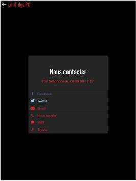 JT des PO screenshot 11
