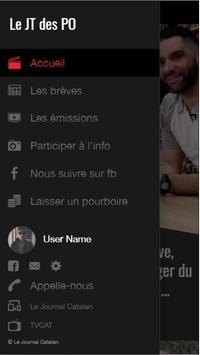 JT des PO screenshot 1